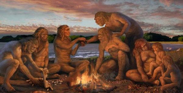 Первая сила природы которой овладели первобытные люди - Pristor