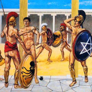 Герои римской мифологии - Pristor