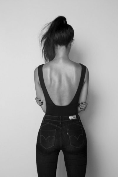 Красивые фото девушек со спины, подборка девушек со спины 1