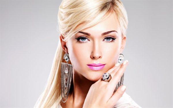 Подборка фото красивых девушек блондинок 4