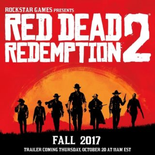 Red Dead Redemption 2 (RDR 2) дата выхода