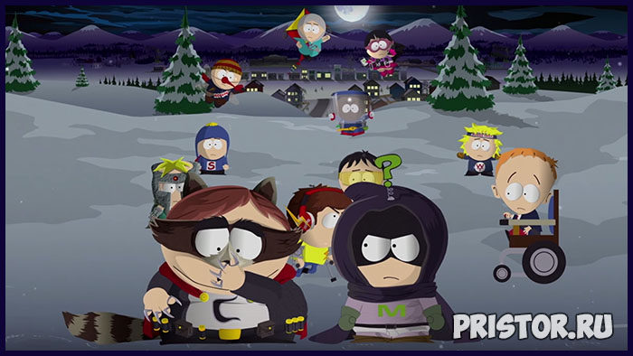 Скачать South Park The Fractured but Whole 3