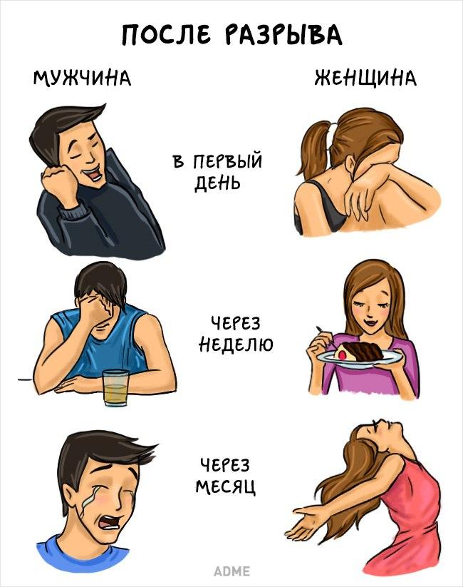 Смешные картинки про мужчин 10