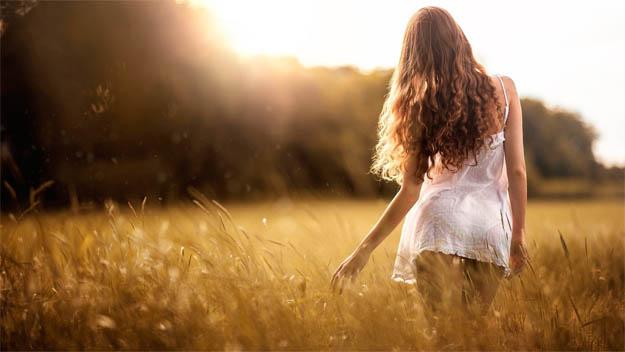 Смотреть фото красивых девушек со спины - подборка 9