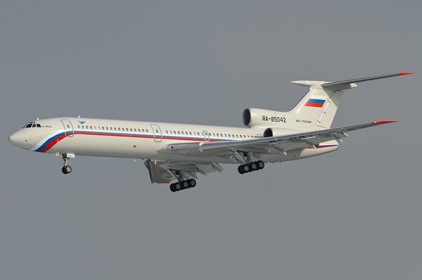 Трагедия самолета Ту-154