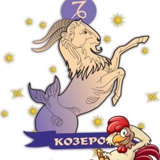гороскоп на 2017 год козерог женщина и мужчина