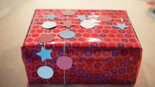 как сделать коробку для подарка своими руками
