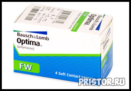 Optima FW линзы