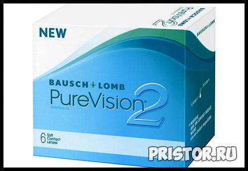 PureVision 2 HD линзы