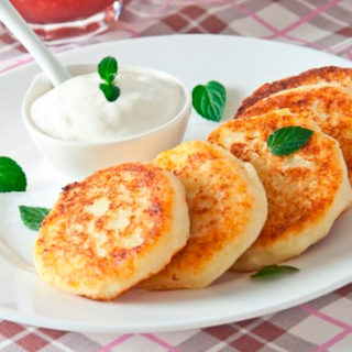 Сырники - рецепт классический на сковороде
