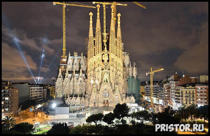 Барселона с высоты птичьего полета - фото 3