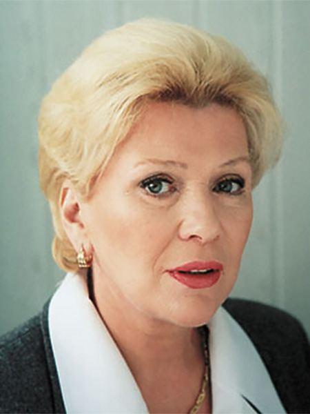 Галина Польских - биография, личная жизнь, фото, дети, новости 4