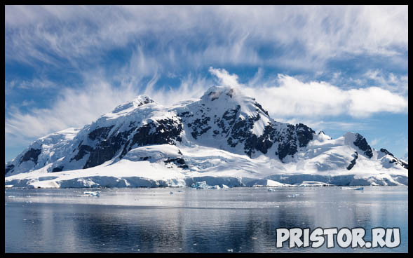 Заповедники зоны арктических пустынь - популярные заповедники Арктики 1