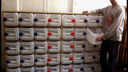 Идея для хранения в гараже