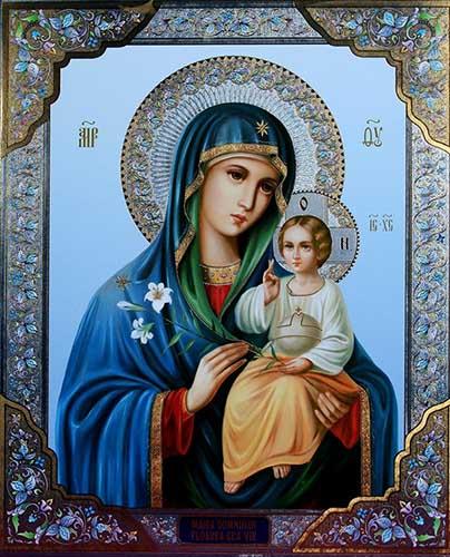 Красивые картинки и фото - Иконы Пресвятой Богородицы 10