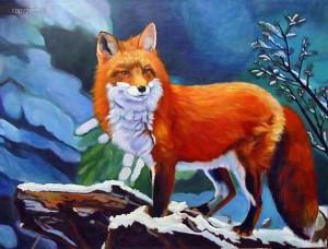 Картинки лис для детей, лиса картинки для детей - смотреть бесплатно 12