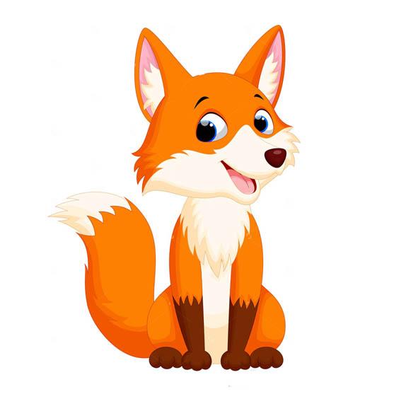 Картинки лис для детей, лиса картинки для детей - смотреть бесплатно 8