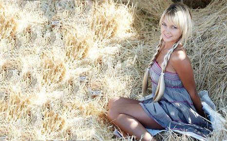 Красивые девушки на природе фото, прикольные картинки прекрасных девушек 15