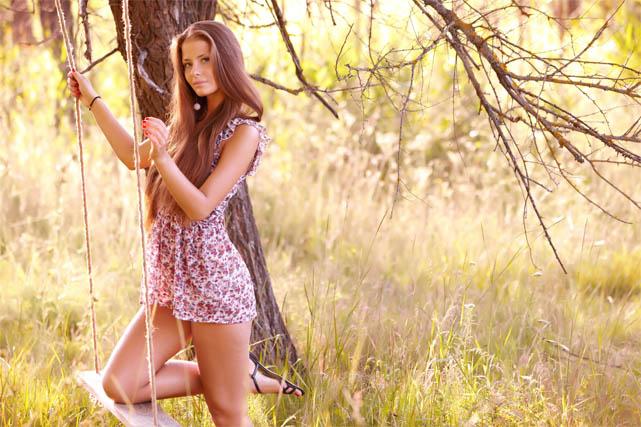 Красивые девушки на природе фото, прикольные картинки прекрасных девушек 3