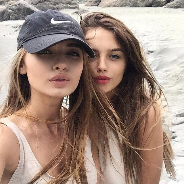 Красивые девушки на природе фото, прикольные картинки прекрасных девушек 4