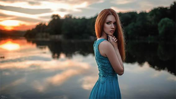 Красивые девушки на природе фото, прикольные картинки прекрасных девушек 9