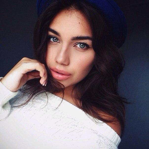 Красивые и милые фото девушек из соцсетей - смотреть бесплатно 13