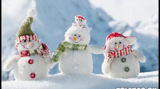 Красивые фото зимней природы, зима - красивые фото природы 7