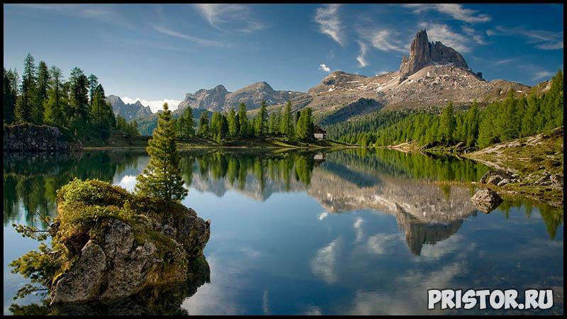 Красивые фото природы России, фото - пейзажи природы России 11