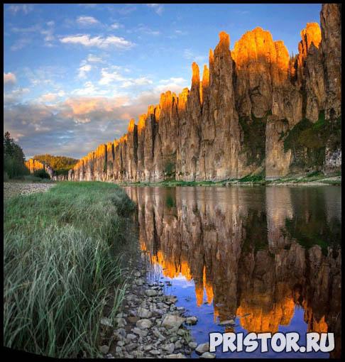 Красивые фото природы России, фото - пейзажи природы России 14