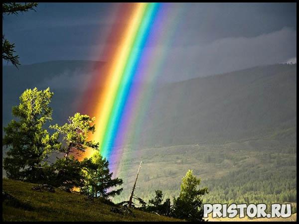 Красивые фото природы России, фото - пейзажи природы России 26