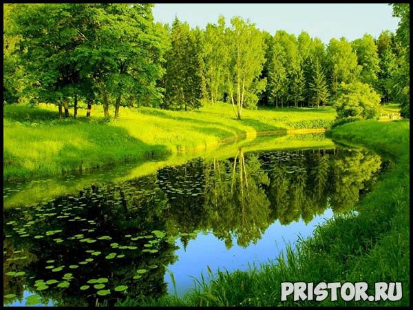 Красивые фото природы России, фото - пейзажи природы России 6