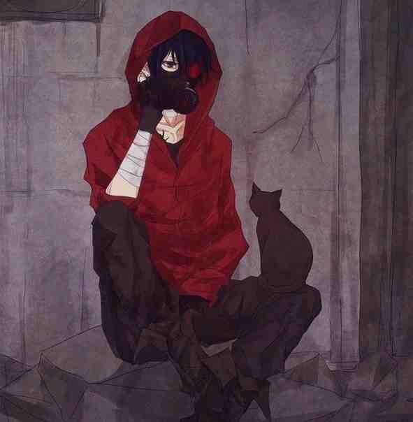 Крутые аниме картинки, прикольные картинки из аниме - смотреть бесплатно 12