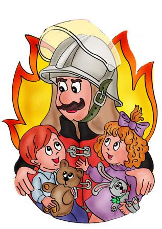 Пожарный картинки для детей, красивые пожарные фото и картинки 8