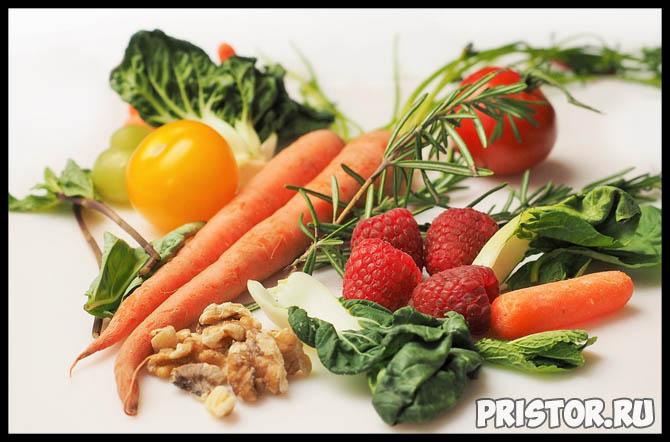 Правильное питание для похудения в домашних условиях 1