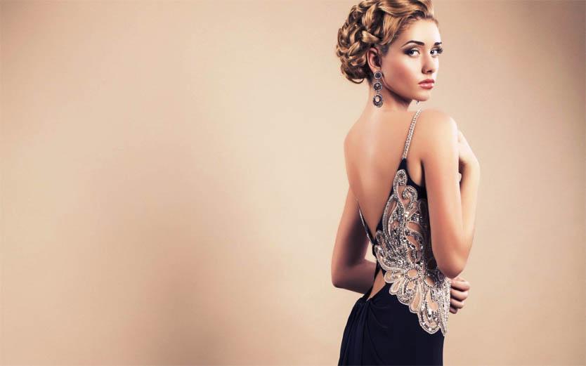 Прекрасные девушки в красивом платье — подборка фото, смотреть 4