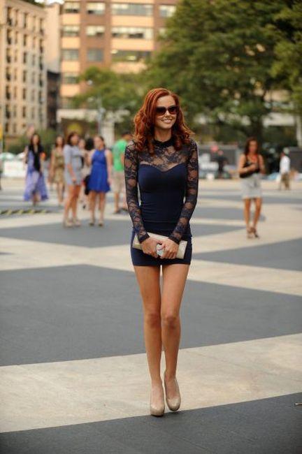 Прекрасные девушки в красивом платье — подборка фото, смотреть 8