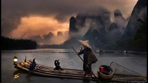 Река Ли, Китай