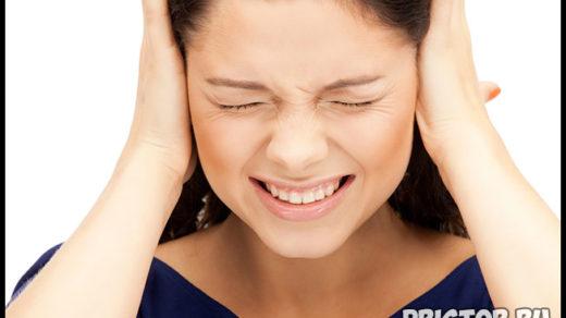 Свист в ушах и голове причины, лечение 3