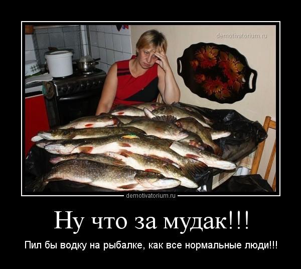 Смешные и прикольные картинки про рыбалку - смотреть бесплатно 11