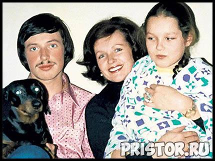 Фатеева Наталья Николаевна и ее дети - фото, биография, личная жизнь 2