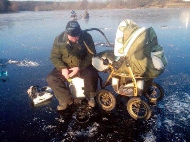 Фото приколы про рыбалку, смешные приколы на рыбалке - фото 13