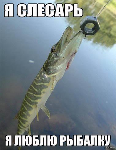 Фото приколы про рыбалку, смешные приколы на рыбалке - фото 5