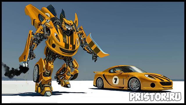 Фото роботов трансформеров, роботы трансформеры - картинки прикольные 5
