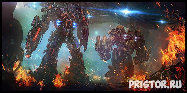 Фото роботов трансформеров, роботы трансформеры - картинки прикольные 9