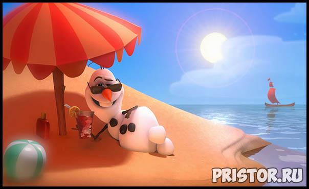 Холодное сердце - картинки из мультфильма, прикольные, классные 13