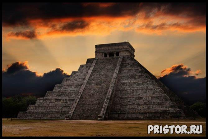 Чичен-Ица в Мексике фото