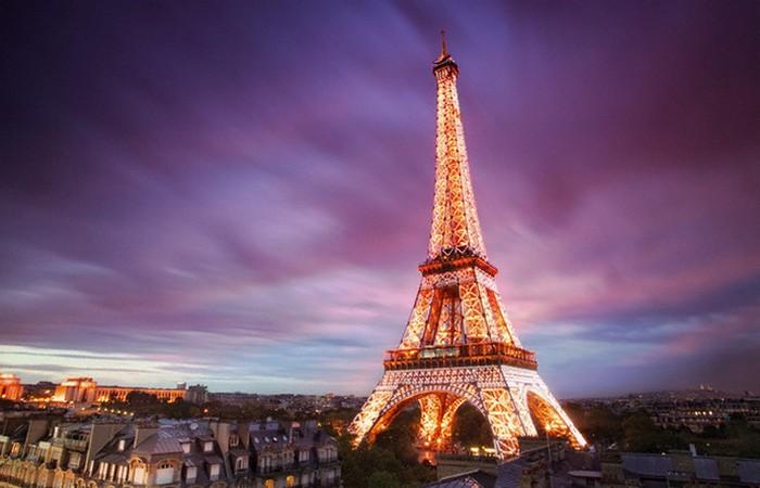 Эйфелевая башня - картинки, фото, смотреть бесплатно 10