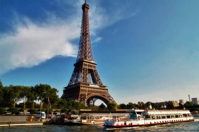 Эйфелевая башня - картинки, фото, смотреть бесплатно 5