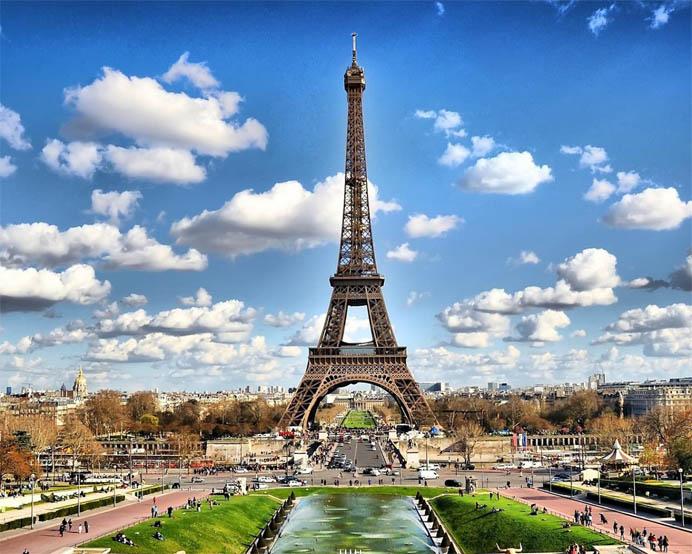 Эйфелевая башня - картинки, фото, смотреть бесплатно 6