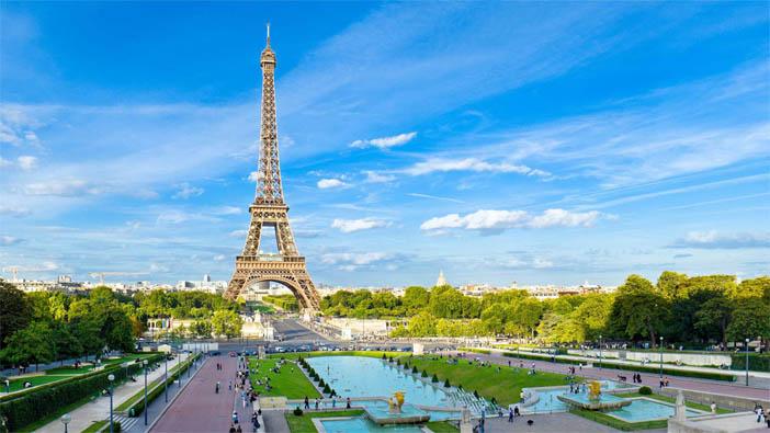 Эйфелевая башня - картинки, фото, смотреть бесплатно 9